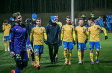 """""""Atlantą"""" papildė keturi futbolininkai iš Baltarusijos"""