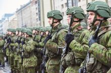 Savanorių pajėgų įkūrimą primins diena su uniforma