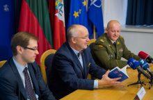 Ministerijoje pristatytas trečias leidinys apie pilietinį pasipriešinimą