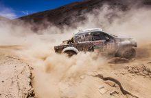 40-asis Dakaras: smėlio pakaks visiems