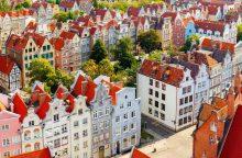 Gdanskas – populiarus lietuvių poilsio maršrutas