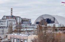 """""""Mokslo sriuba"""": apie Černobylio avariją ir naująjį gaubtą"""