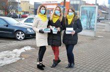 "Lietuvoje startavo akcija ""Baciloms – NE!"""
