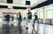 """""""Graiką Zorbą"""" Klaipėdoje kurs pasaulinio garso baleto žvaigždė"""