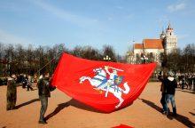 Vytis Lukiškių aikštėje: dėl idėjos sutariama, dėl įgyvendinimo – ne
