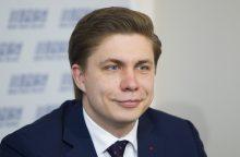 Dauguma socialdemokratų siūlo nebendradarbiauti su įtarimų sulaukusiomis partijomis