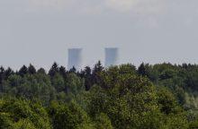 Rusijos ambasadorius: Astravo elektrinėje gali būti pastatyti dar du reaktoriai