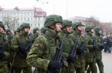 Pajūryje – kariuomenės batalionas: ką tai reiškia nedideliam miesteliui?