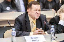 Įklimpusiam K. Pūkui nepavyko nutraukti apkaltos komisijos darbo