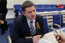 Teismo sprendimas dėl V. Titovo priesaikos sulaužymo – po 2 savaičių