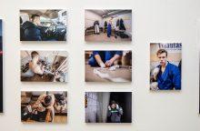 Pirmajame plane – 105 fotografijos dienos