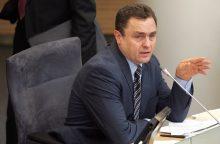 Ar Seimo nariai galėtų apsieiti be kanceliarinių išlaidų?
