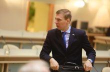 Intrigos: Seimo narys pasijuto Kauno meru