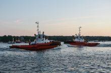Paradui kviečia registruoti laivus
