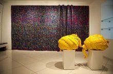 Parodoje – skirtingų kartų menininkių patirtys
