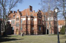 Klaipėdos universitetas baigia priimti kandidatų į rektoriaus pareigas paraiškas