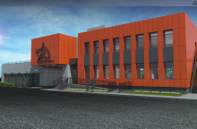 Prasideda Irklavimo bazės modernizavimo darbai