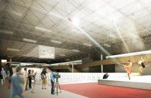 """""""Litexpo"""" pristatys rekonstruotus centrinius rūmus"""