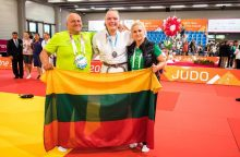 J. Kmieliauskaitė iškovojo pirmąjį Lietuvos medalį Europos olimpiniame festivalyje
