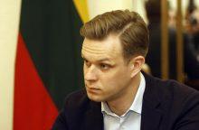 G. Landsbergis apie VRK veiklą: tai slenkantis valstybės užvaldymas