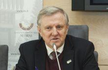 R. Dagys: 2002 metais Lietuva buvo ties išmirimo riba