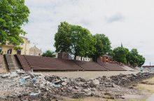 Kaunas pradeda išskirtinio Santakos parko rekonstrukciją