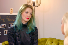 Aktorė A. Lasytė prabilo apie gyvenimą po netikėtos akistatos su mirtimi