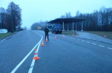 Lenkijos pasienyje – VSAT pratybos: bus atnaujinta punktų kontrolė