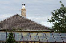 Paraiškų rinkimas asbestinei stogų dangai keisti baigėsi
