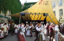 Vilniuje dainuos ir šoks visos Lietuvos senjorai