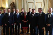 L. Linkevičius ragino skirti daugiau dėmesio bendradarbiavimui saugumo srityje