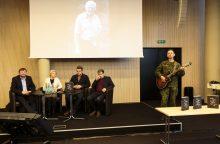 """""""Laisvųjų testamentų"""" autorius: Lietuvoje yra dvi partizanų sostinės"""