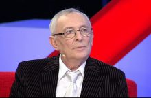 Paskutinis legendinio dietologo L. Chazano interviu