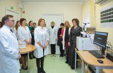 Kauno klinikose – svarbi naujovė